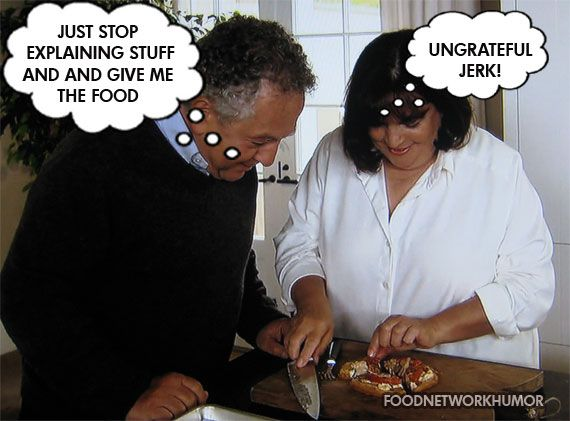 Ina garten jeffrey orce share the knownledge
