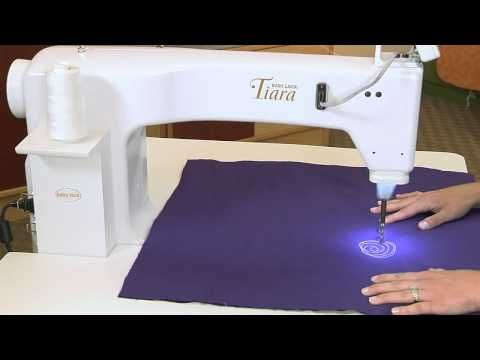 babylock tiara quilting machine