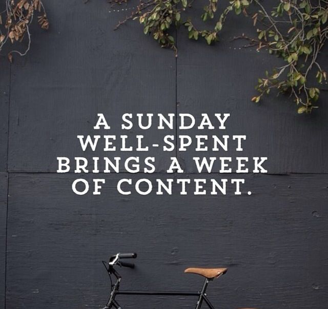 sunday quotes pinterest