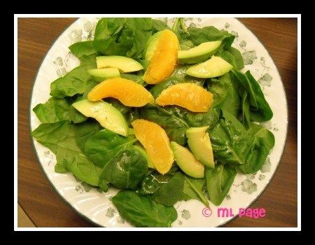Avocado-Citrus Salad | Hidden Healthful Recipes - November 2013 | Pin ...