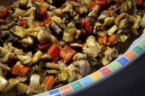 Grilled Ratatouille Salad Recipe Details | Recipe database ...