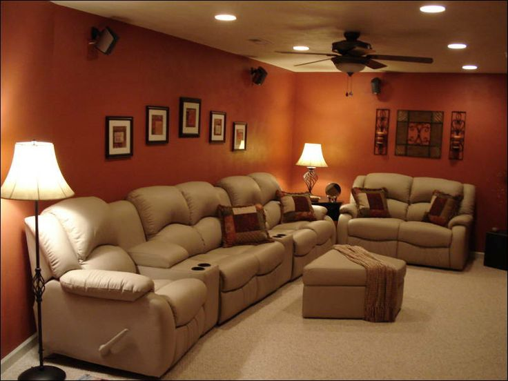 Basement wall color for the home pinterest Good colors for basements