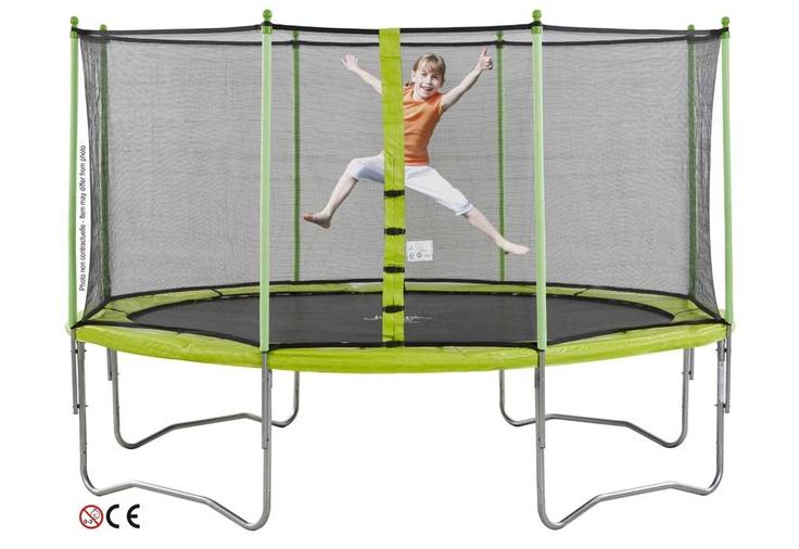 trampoline funni pop 360. Black Bedroom Furniture Sets. Home Design Ideas