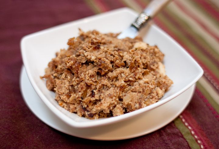 Learn how to make Vegetarian Chopped Liver (With egg and burnt onion ...