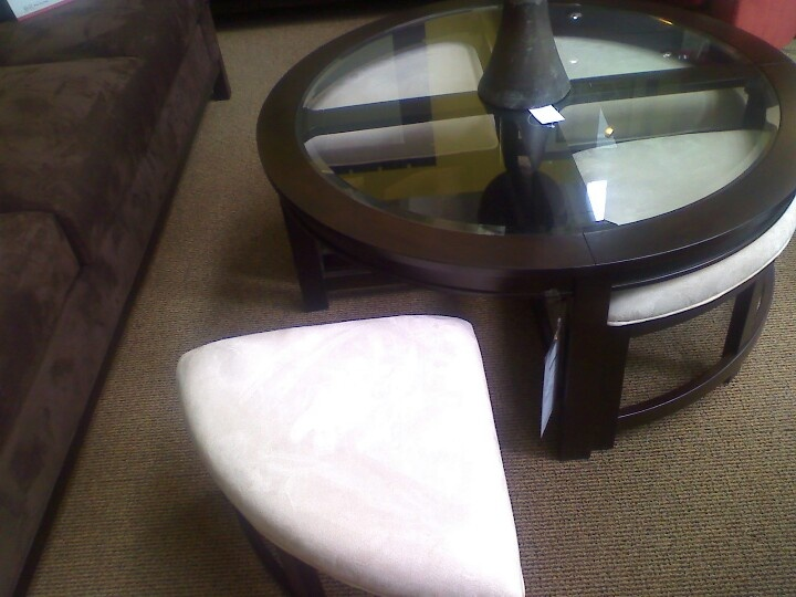 Coffee Table W Seating Furniture Pinterest