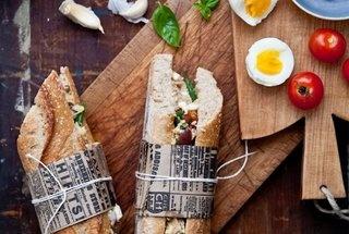 Tuna Nicoise Sandwiches & Portuguese White Gazpacho — My favorite ...