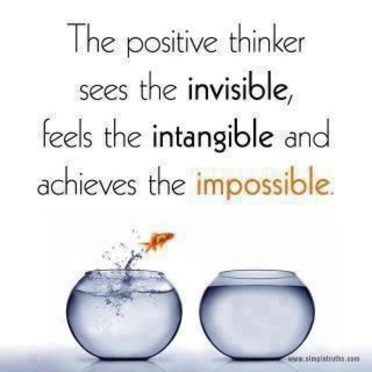 positive thinking positive thinking quotes pinterest