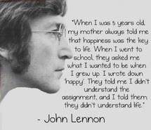 John Lennon...we miss you