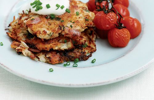 ... co.uk/recipe/Potato-And-Celeriac-Pancakes-With-Bacon-And-Cheese-468826