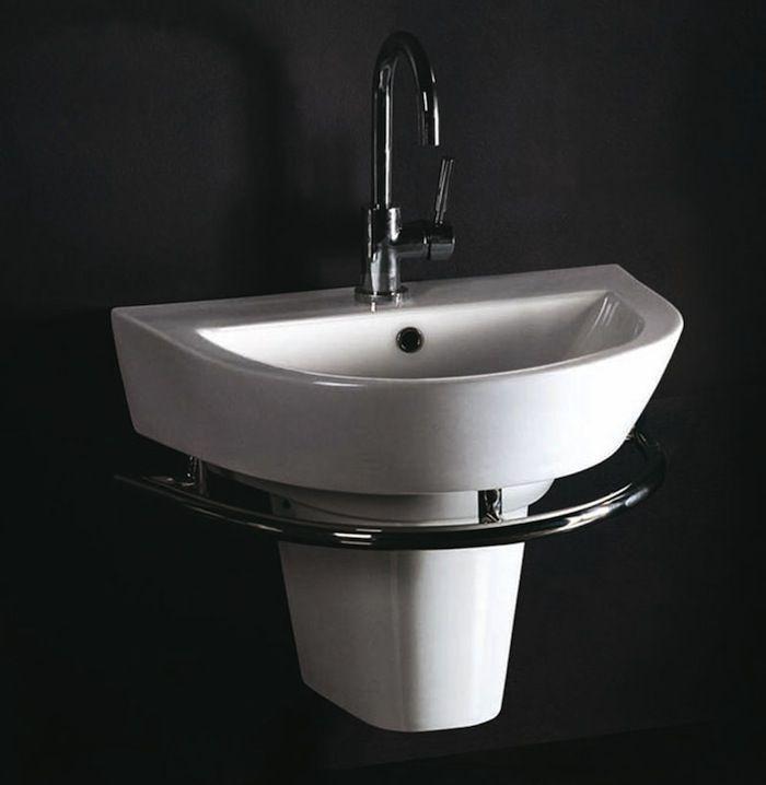 Wash Basins For Small Bathrooms : Bathroom Sinks Modern and Stylish Wash Basins Will Affect You
