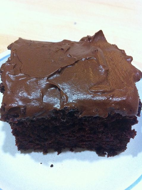 Cupcakes Take The Cake: Easy chocolate cake recipe from Made With Love ...