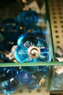 I love these knobs. Why don't we have a Hobby Lobby here?