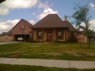 Nice Acadian Style Home Home Pinterest