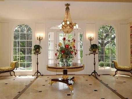 Great foyer | Foyers | Pinterest