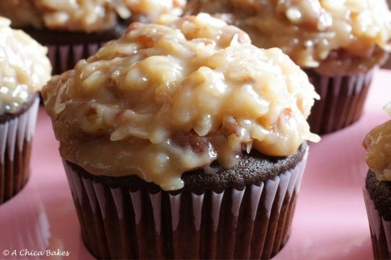Chica Bakes » Sweet Melissa Sundays – Coconut Pecan Frosting
