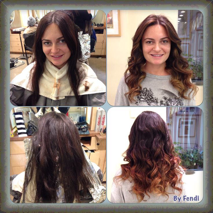 , which is also called ?hair painting,? creates the most natural ...