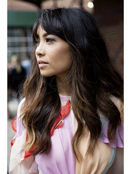 NYFW Beauty Street Style: The Best Hair and Makeup Looks SoFar