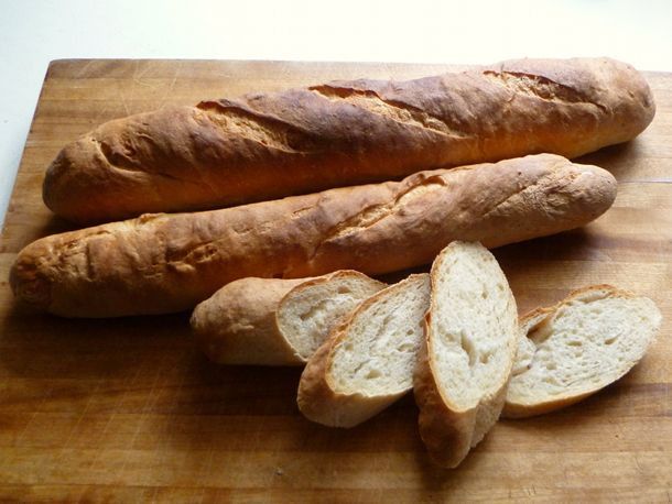 Poolish Baguettes from Serious Eats. http://punchfork.com/recipe ...
