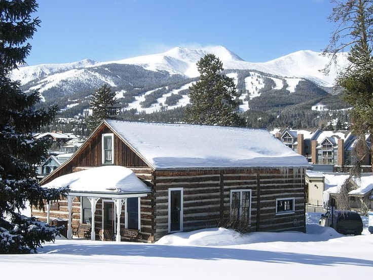 Breckenridge Colorado Cabin Fever Pinterest