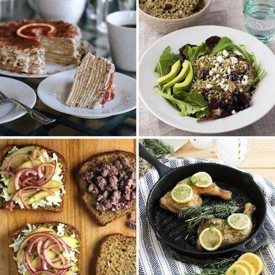 ... Blood Orange & Lentil Salad with Olives and Feta — Delicious Links