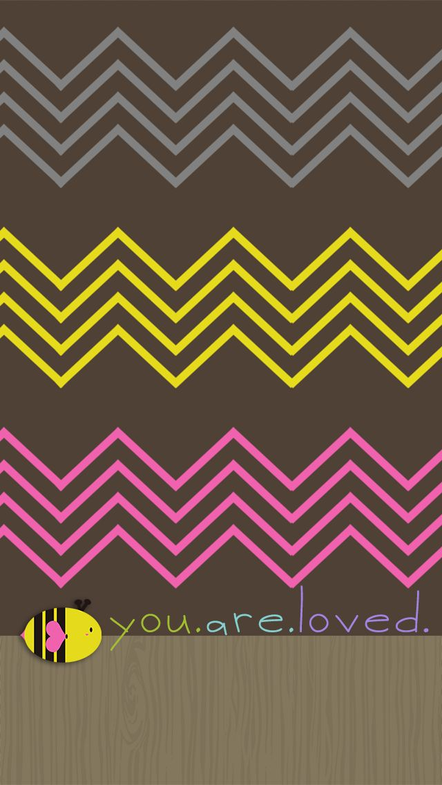 cute chevron wallpaper things to try pinterest