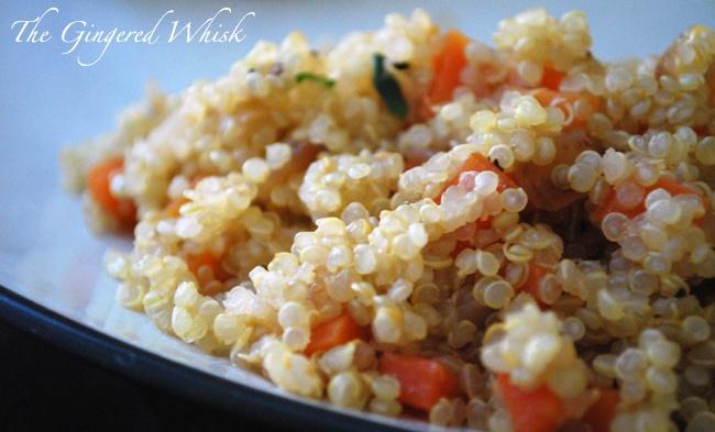 Quinoa Pilaf | recipes to try | Pinterest