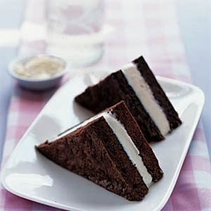 brownie ice-cream sandwiches   I LOVE Brownies   Pinterest