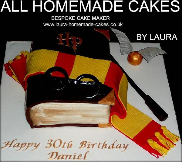 Harry Potter birthday cake  Party Ideas  Pinterest
