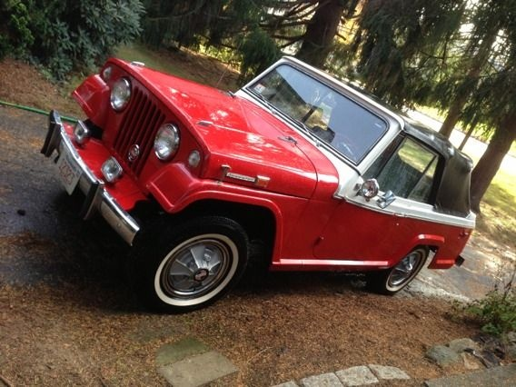 1967 Jeepster Commando Convertible For Sale | Autos Post