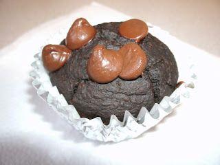 Triple Chocolate Chunk Muffins | Favorite Recipes | Pinterest