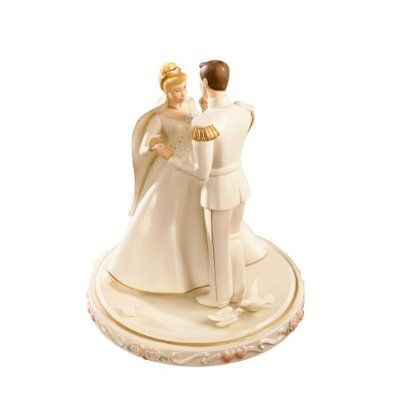 Cinderella s wedding cake topper Wedding Ideas Pinterest