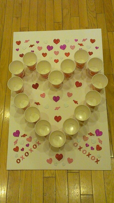 valentine day games in the classroom