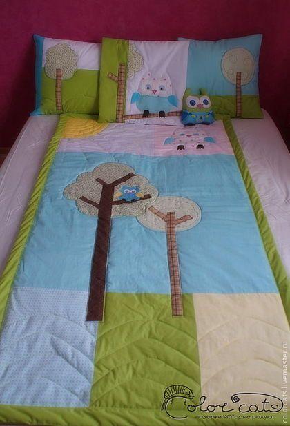 Гирлянда на кроватку