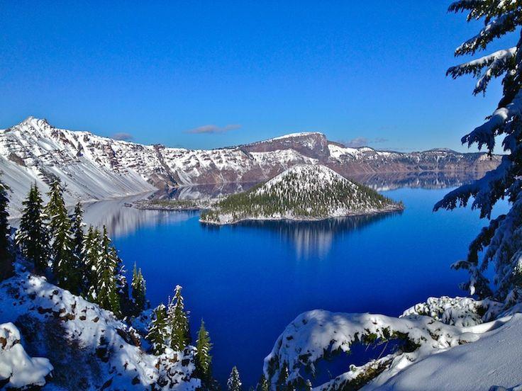pin crater lake oregon - photo #9