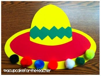cinco de mayo {craftivity + printables}