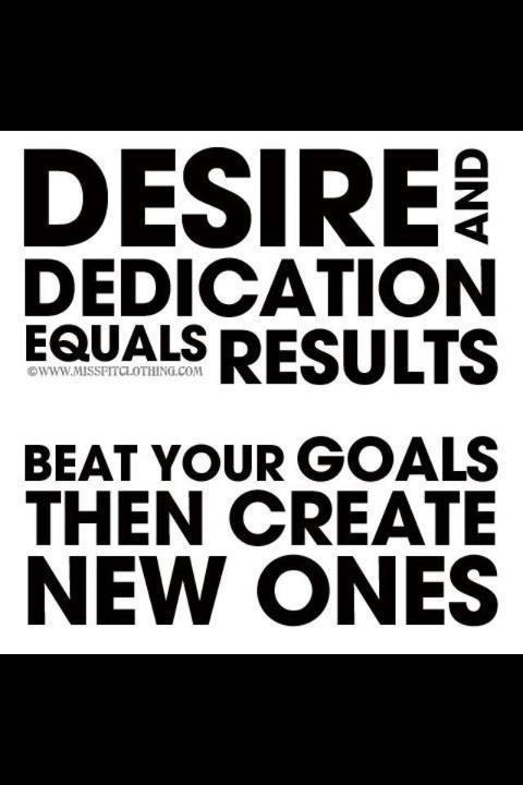 Essay On Dedication Determination And Discipline