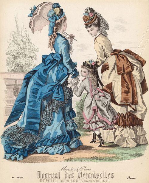 Wonderful Fashions of 1873