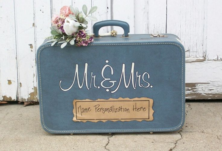 Cute engagement photo prop...i could make this, judt need to find the right suitcase