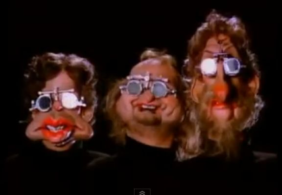 Genesis Land Of Confusion The 80 S Pinterest