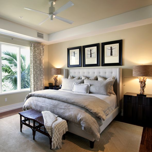Pin By Tammy Chandler On Beautiful Master Bedrooms Pinterest