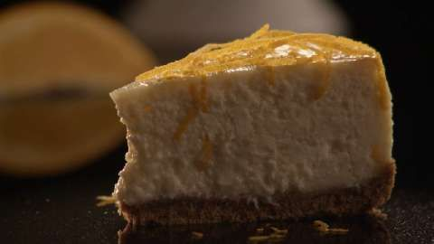 Chantal s New York Cheesecake Allrecipes.com A video on how to make ...