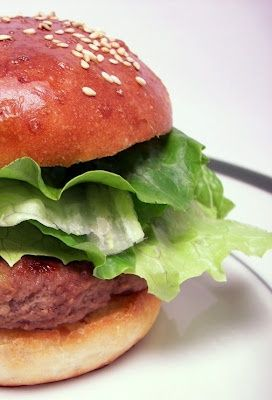 Korean Barbecue Burgers | Juicy burgers | Pinterest