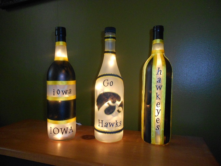 fun things to do with wine bottles for my sisters