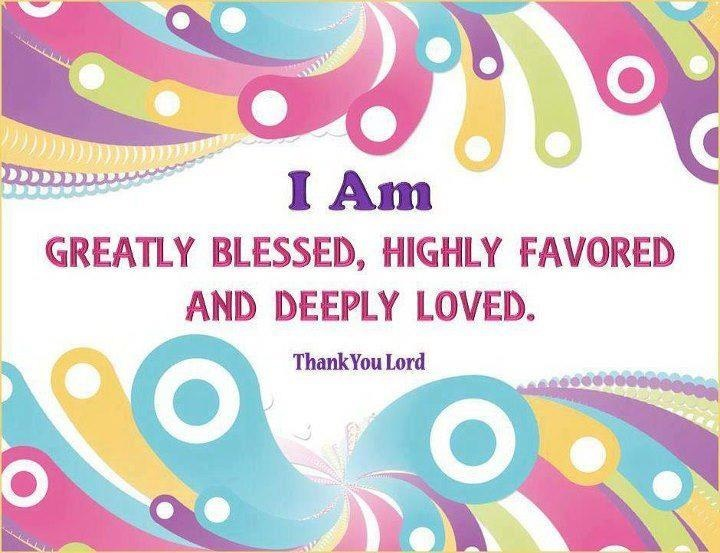 Thank You Lord <3