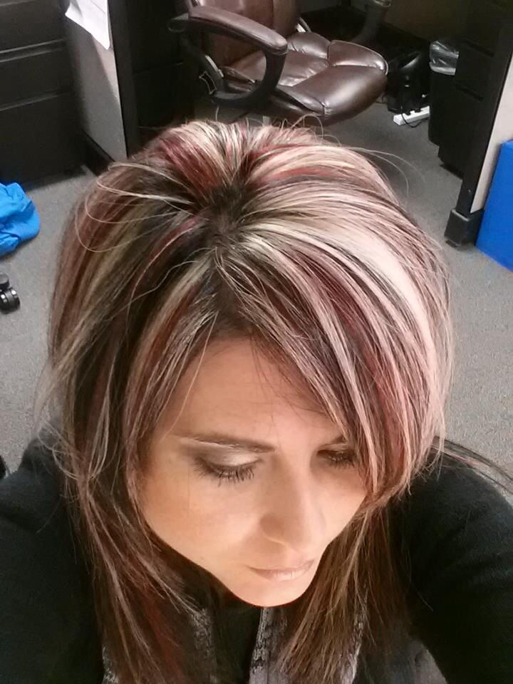 Brown Hair With Blonde Chunks 2015 | Personal Blog