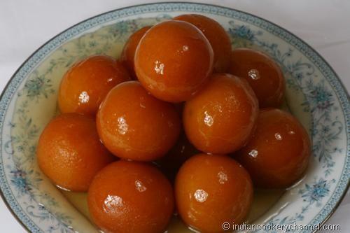 Gulab Jamun Recipe   Food & Drink Recipes   Pinterest