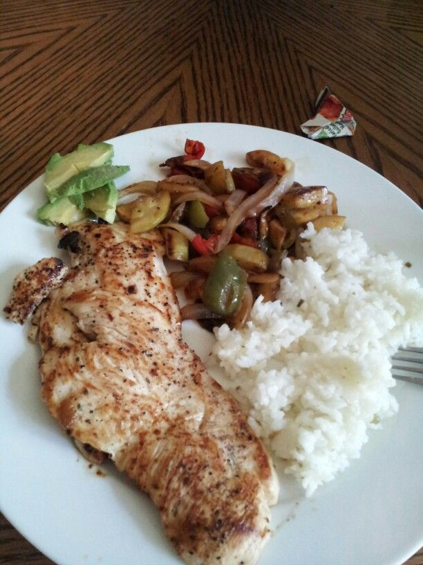 Grilled chicken with sauteed | Oh yeAh | Pinterest