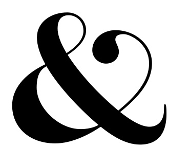 Ampersand Idea For A Logo Calligraphy Pinterest