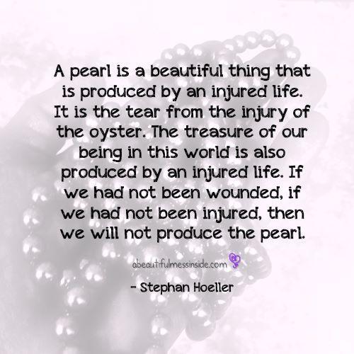 am pearl.