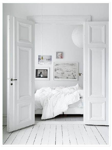 white bedroom grey white pinterest